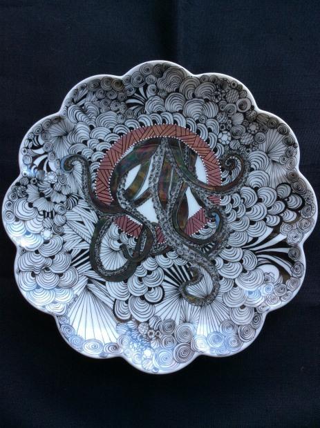 Octopus-Porthole